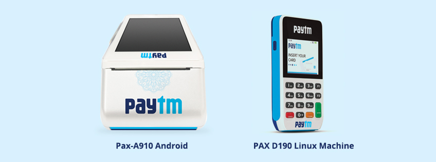 Introducing Paytm EDC Machine - Blog | Business with Paytm