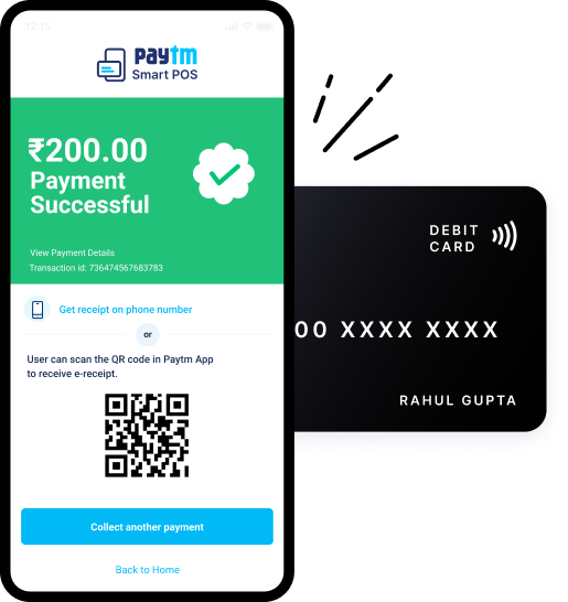 Accept Card Payments Anytime