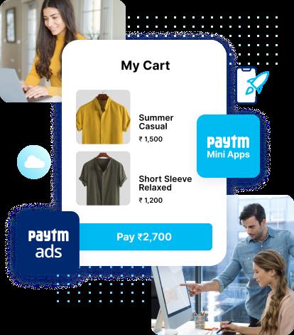 Paytm for Startups